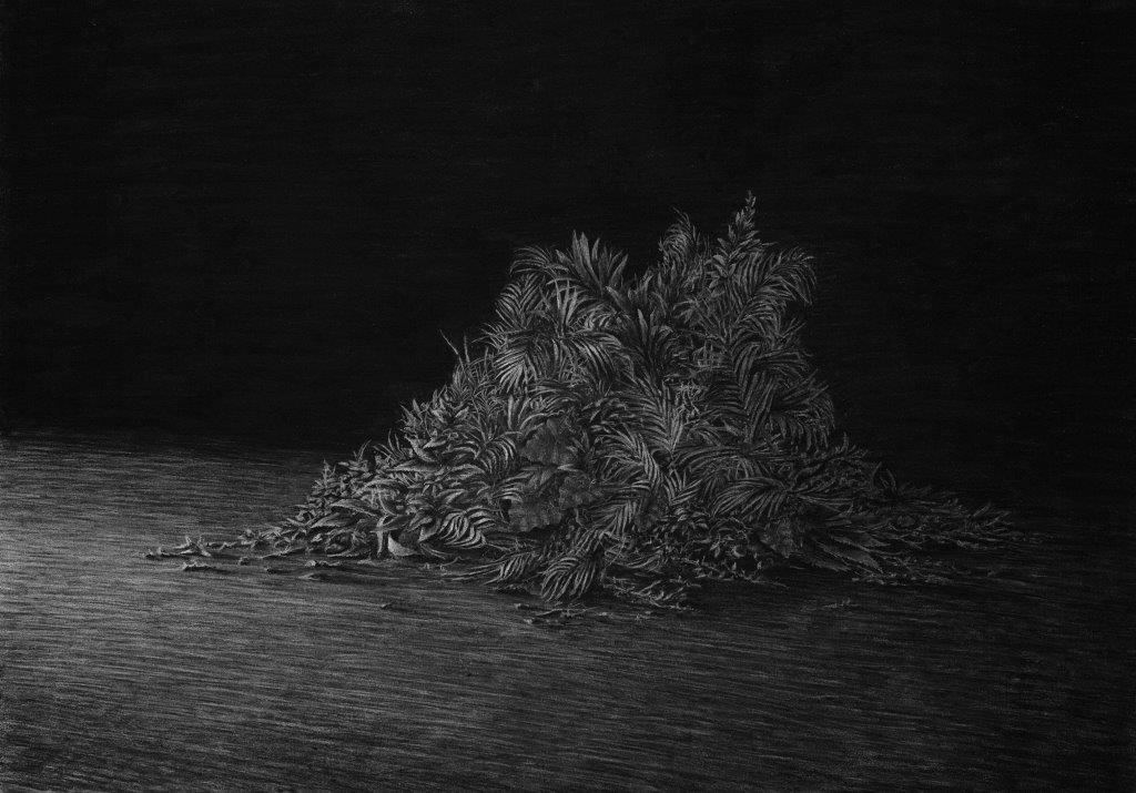 Hillock door Levi van Veluw 73x51cm