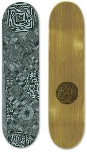 dufarge skateboard taselaar
